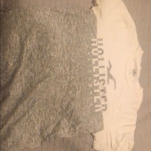 Large Men Hollister Shirt